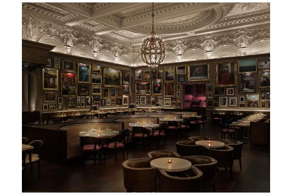 Berners Tavern on Stiletto Wheels Blog