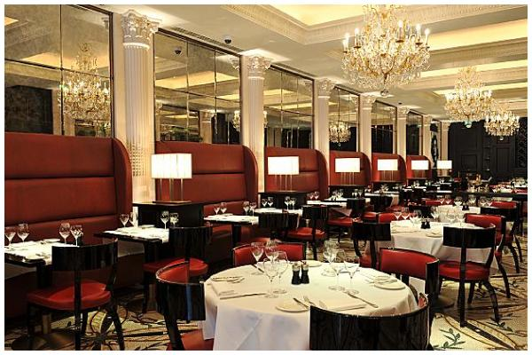Brasserie Chavot, Mayfair, London
