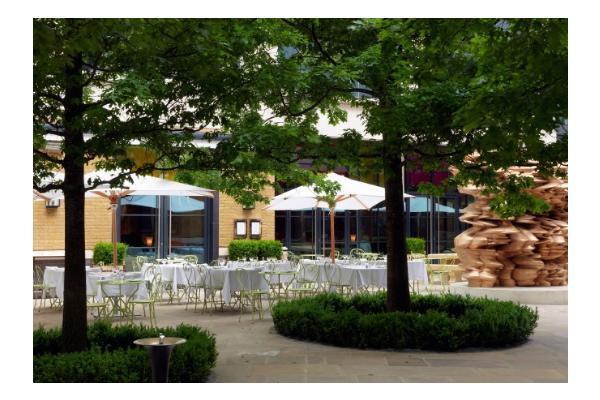 Ham Yard Hotel Bar and Restaurant