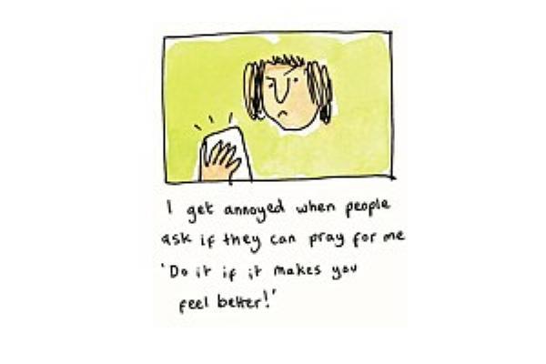 Pray by Matilda Tristram