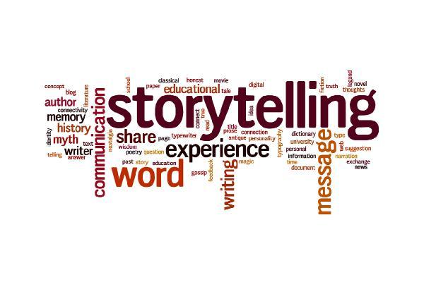 Storytelling on Stiletto Wheels blog