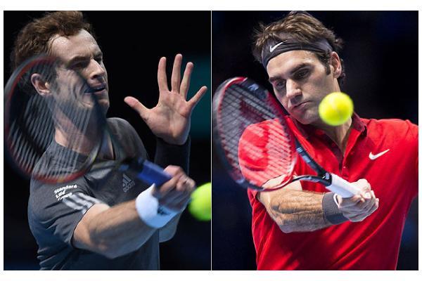 Murray Federer Atp 2014