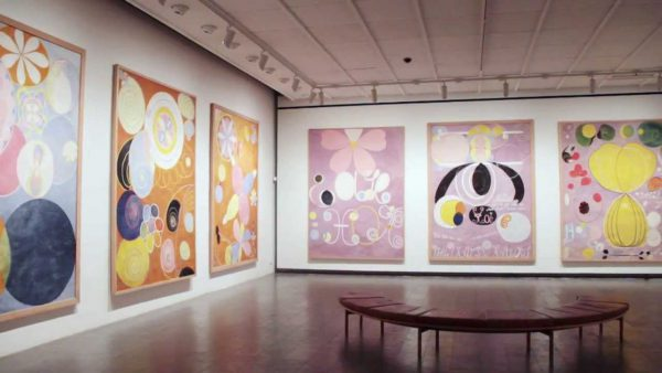 Hilma af Klint at The Serpentine Gallery