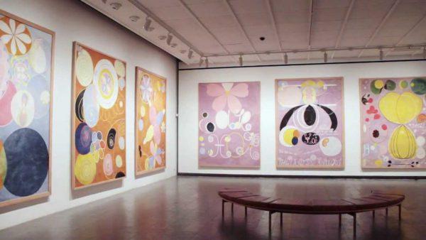 Hilma af Klint at The Serpentine Gallery