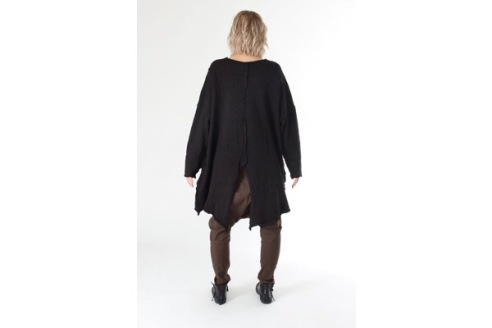 Rundholz Tunic - back view - by Select Mode online