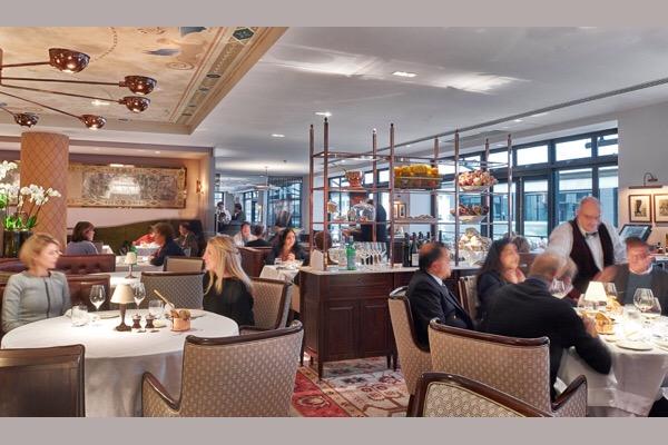 Restaurant: Sartoria, 20 Savile Row, London W1 3PR