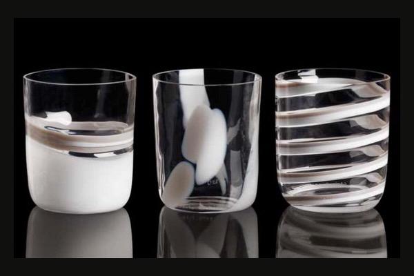Carlo Moretti Murano Glasses - i diversi