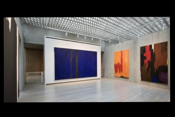 The Clyfford Still Museum, Denver, Colorado