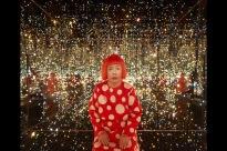 Yayoi Kasuma, Fireflies On Water, The Whitney Museum of Modern Art