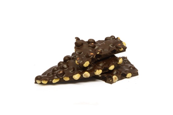 Melt Chocolates, London: Hazelnut Slabs