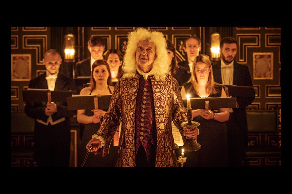 Sam Wanamaker Playhouse: All The Angels