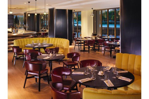 Sea Containers Restaurant at the Mondrian, London