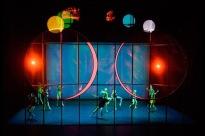 Tree of codes at Sadler's Wells, choreography by Wayne McGregor