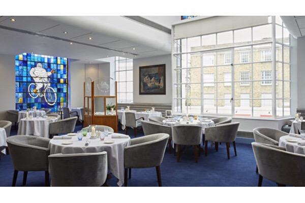 Bibendum Restaurant, London