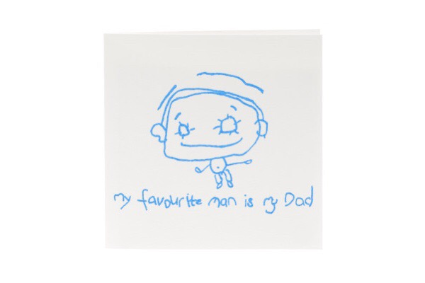Arthouse Meath Fathers Day Card