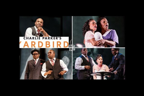 Charlie Parker's Yardbird at the Hackney Empire