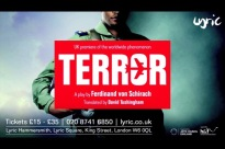 Terror at the Lyric theatre, Hammersmith to 15 July 2017