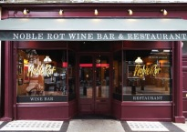 Noble Rot Restaurant & Wine Bar 51 Lamb's Conduit Street, London, WC1N 3NB 0207 242 8963 Check @noblerotmag & @noblerotbar for updates