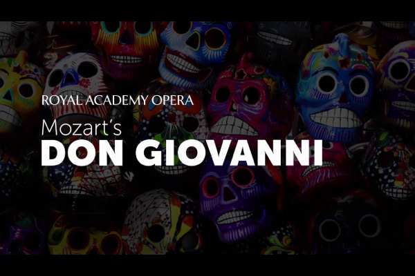 Royal Academy Opera: Don Giovanni at The Round Chapel, Hackney