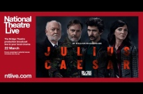 Julius Caesar at the Bridge Theatre
