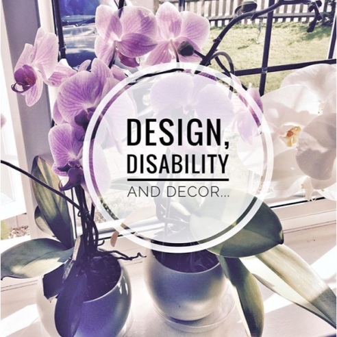 Design Disability And Decor @wheelchichome © Wheel Chic Home 2016-2018