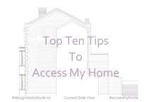 Stiletto Wheels: Top Ten Tips to Access My Home