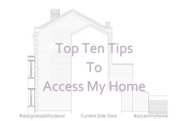 Stiletto Wheels: Top Ten Tips to Access My Home