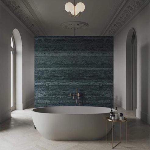 My favourite bathroom via Instagram. Source unknown.