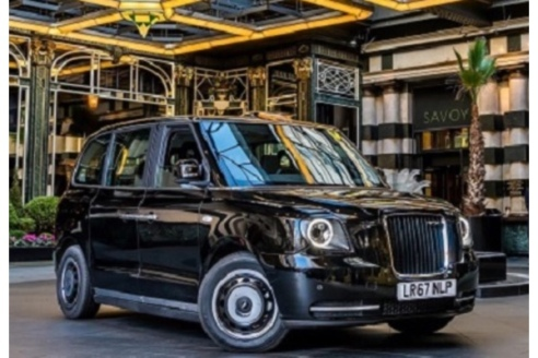 Disability Horizons: How accessible are the new electric black cabs in London?