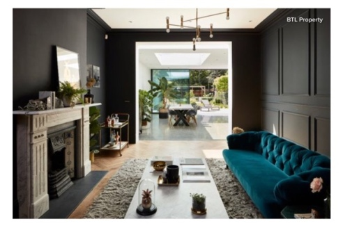 From BTL Property: Trinity Road Project 2016 via Houzz