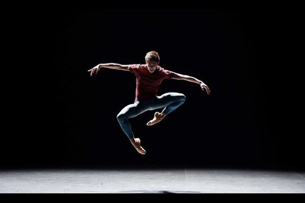 Erik Woolhouse in Playlist (Track 1, 2) by William Forsythe © Laurent Liotardo