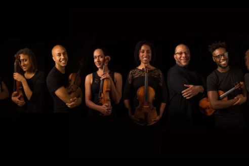 Chineke at The Queen Elizabeth Hall at The Southbank, 9 April 2018