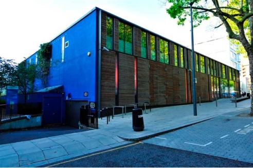 Exterior, Hampstead Theatre, London
