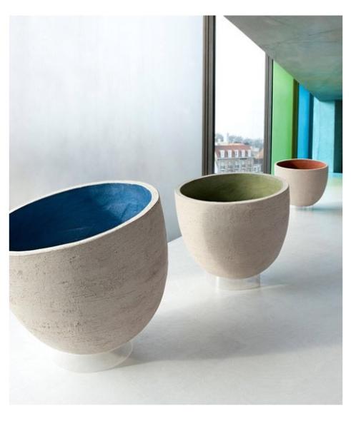 Pots by Atelier Vierkant