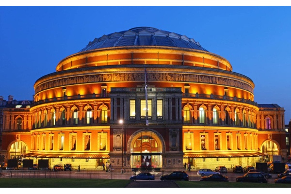 Royal Albert Hall, London.