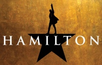 Hamilton at the Victoria Palace Theatre, London.