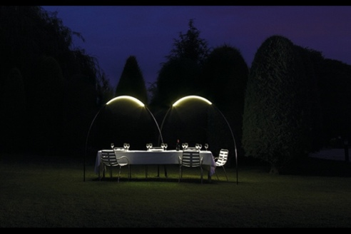 Garden Lights: Halley Outdoor Lights by Vibia
