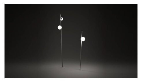Garden Lights: June Outdoor Lights by Vibia