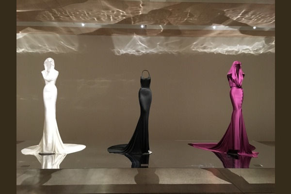 Azzedine Alaïa: The Couturier. At The Design Museum, London to 7 October 2018.