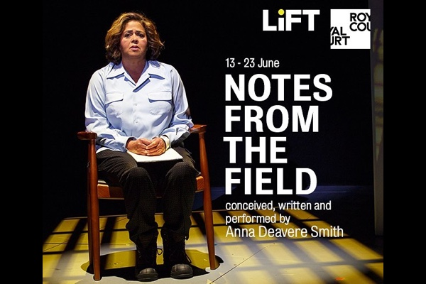 Notes From The Field, Royal Court Theatre, London.