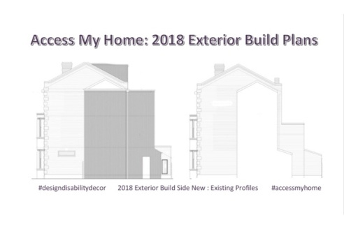 Access My Home: 2018 Exterior Build Plans