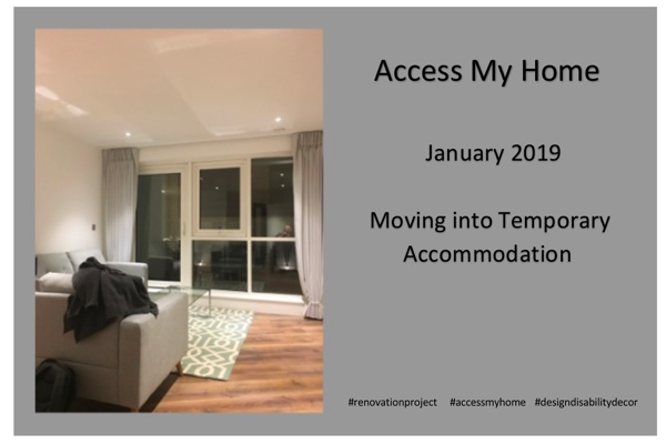 Access My Home: Temporary Accommodation