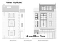 Access My Home: Ground Floor Plans