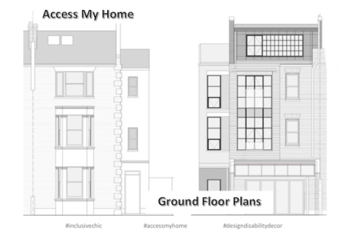 Access My Home: Ground Floor Plans