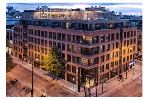 The Curtain Hotel, London, EC2A 3PT
